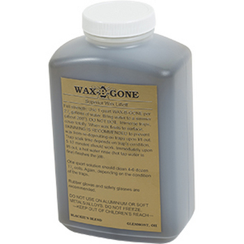 Blackie's Wax-B-Gone #waxgo